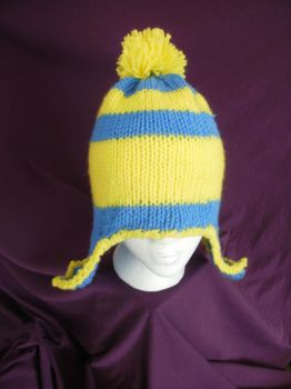 Tough Guy Toque by anarchymarie