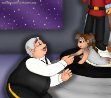 OTFC #25 Gazing Into Each Other's Eyes by cuddlesaurus21