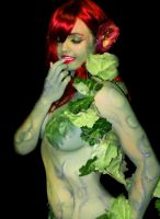 Poison Ivy by SticthedupScarecrow