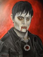 Barnabas Collins Updated by Launadoon