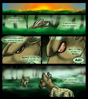 City of Trees- Ch. 3 Pg. 9 by SanjanaStone