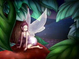 Fairy Forest by Millaii