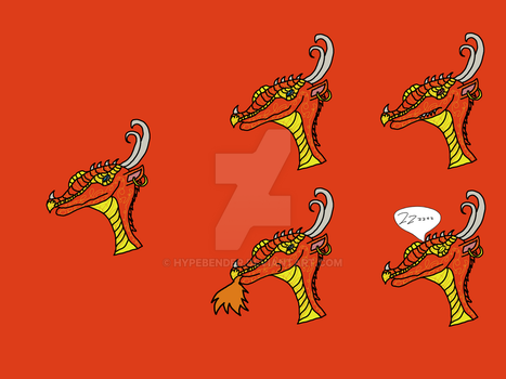 China Stickers by hypebender