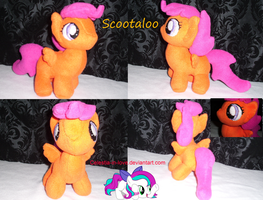 Scootaloo 2 by Celestia-In-Love