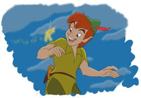 Peter Pan by ZockRock