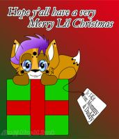 Merry Lil Christmas 2009 by MidNight-Vixen