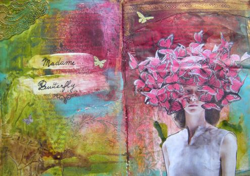 Madame Butterfly 2 by Annette29
