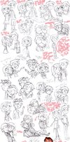 .Xadezz - Scketch Dump! by Ciomy