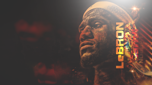 LeBron James by richyayo