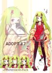 [CLOSED | - Adopt - 7 ] by ReversedClock
