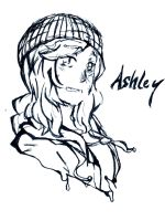 Until Dawn - Ash by akkame