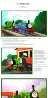 New Railway Series- Book 1- Clapped Out by NickinAmerica