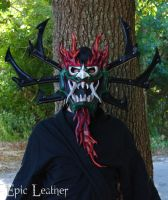 Aku The Deliverer of Darkness by Epic-Leather