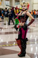 Harley Quinn by photoequal