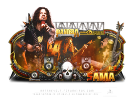 Dimebag Darrell ,Gift p/Jee by iory000