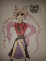 Black Lady by Candyboss98
