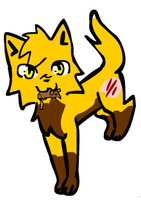 Free Warrior Cat Adopt {CLOSED} by SNlCKERS