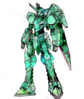 Mecha colored by orcbruto