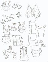 clothes page 27 by electricjesuscorpse