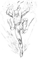 Immortal Iron Fist Pencils by stokesbook