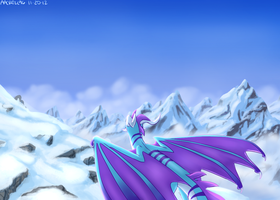 It's chilly up here by aacrell