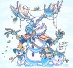 The Snowman by Javas