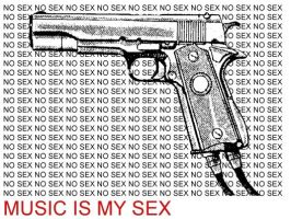 Music is my sex by thecomputertree