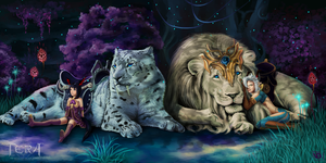 Tera by VigourDragon