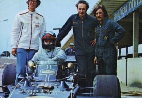 Emerson Fittipaldi (1972 Brazil Test Session) by F1-history