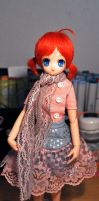 Mio-chan OOAK doll for sale by L63player