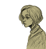 arya stark by Lurple