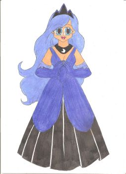 Princess Luna by animequeen20012003