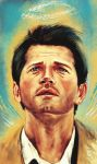Castiel by andycwhite