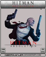Hitman Absolution Icon v5 by Ni8crawler