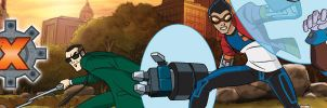 Generator Rex is sponsored by Wowzat.tv! by SunyFan