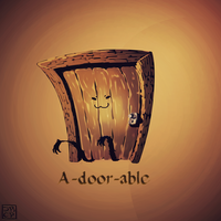A-door-able by Gryphon-Shifter