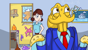 [Thumbnail] Octodad: Dadliest Catch by Memoski
