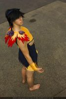 Pokemorph 157 - Typhlosion 2 by Berry-Cosplay