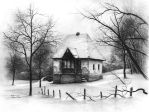 another old house by DraganPaunovic