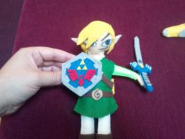 link 3/4 by Funk-Golem