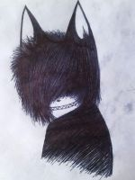 Emo Cat Name Harley! by TheBlaqkCat