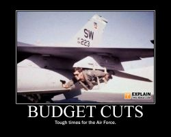 Motivation - Budget Cuts by Songue