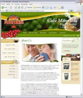 Cafe Montana by InterGraphicDESIGNS