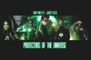 Infinite Justice: Protectors of the Universe by Entropist2009