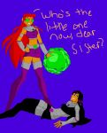Blackfire vs. Starfire (part2) by epicpenguin145