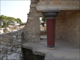 Knossos by Chriisii
