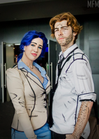 The Wolf Among Us cosplay by Soylent-cosplay