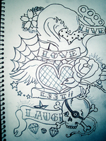 Live, Love, L33T 'n' Laugh by sivasuffer