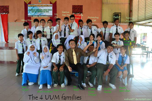 N_a's Quote : The class of 4 UUM by mahura97