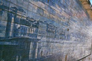 Lisboa - Colour - azulejo by Picture-Bandit